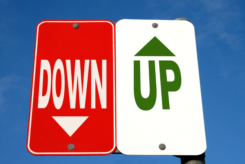 arrow up down small